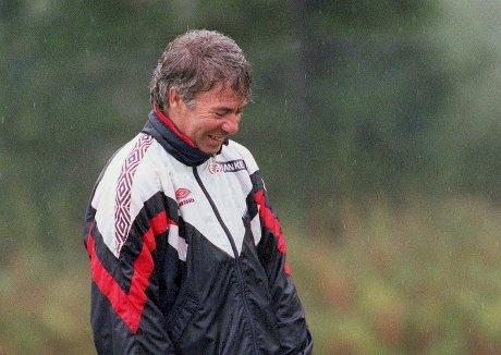 Drillo skifter ut sin gamle gjeng (foto:www.fotball.no)