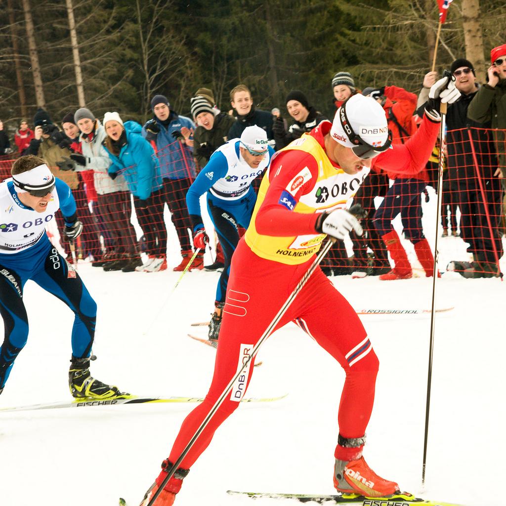Petter Northug Jr. kan nå få muligheten til å yte 110% (foto: flickr.com/olemartin)
