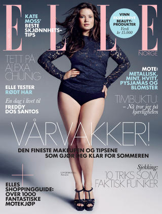 modell Archives | ELLE Norge