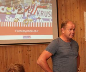 Høgmo vil inspirere spillerne til å hente frem fokuskrefter de ikke visste de hadde (foto: flickr.com/tromsarbeiderparti)